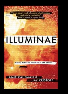 10 Jahre El Tragalibros - 10 Jugendbücher - Illuminae