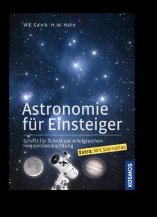 10 Jahre El Tragalibros - 10 Jugendbücher - Astronomie für Einsteiger