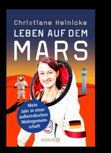 10 Jahre El Tragalibros - 10 Jugendbücher - Leben auf dem Mars