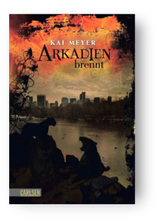 10 Jahre El Tragalibros - 10 Jugendbücher - Arkadien brennt