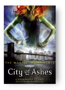 10 Jahre El Tragalibros - 10 Jugendbücher - City of Ashes