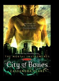 10 Jahre El Tragalibros - 10 Jugendbücher - City of Bones