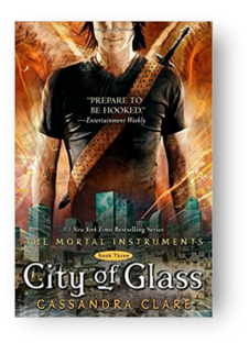 10 Jahre El Tragalibros - 10 Jugendbücher - City of Glass