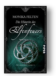 10 Jahre El Tragalibros - 10 Jugendbücher - Die Hüterin des Elfenfeuers