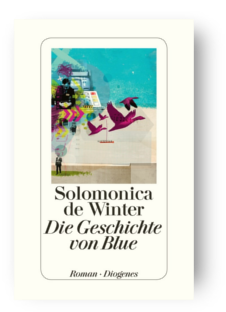 10 Jahre El Tragalibros - 10 Jugendbücher - Die Geschichte von Blue