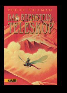 10 Jahre El Tragalibros - 10 Jugendbücher - Das Bernstein-Teleskop