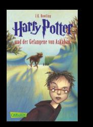 10 Jahre El Tragalibros - 10 Jugendbücher - Harry Potter und der Gefangene von Askaban