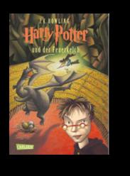 10 Jahre El Tragalibros - 10 Jugendbücher - Harry Potter und der Feuerkelch
