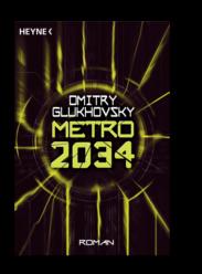 10 Jahre El Tragalibros - 10 Jugendbücher - Metro 2034