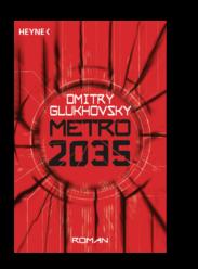 10 Jahre El Tragalibros - 10 Jugendbücher - Metro 2035