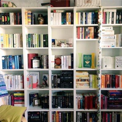 Bloggeburtstag - 10 Jahre El Tragalibros - Mein Bücherregal