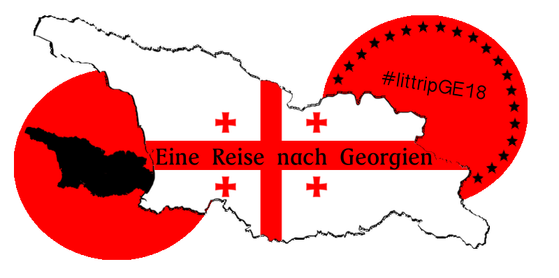 littripGE18 - Eine Reise nach Georgien Blogprojekt
