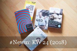 Neue Bücher KW 24 (2018)