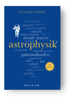 10 Jahre El Tragalibros - 10 Astronomie-Bücher - Astrophysik