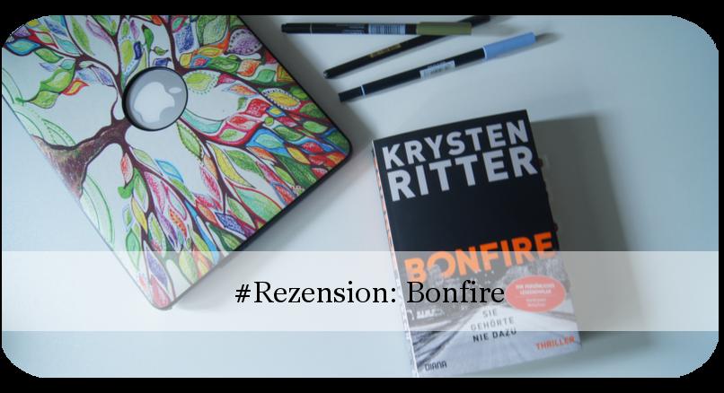 Bonfire von Krysten Ritter