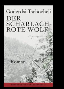 """littripGE18 Buchverlosung """"Der scharlachrote Wolf"""""""