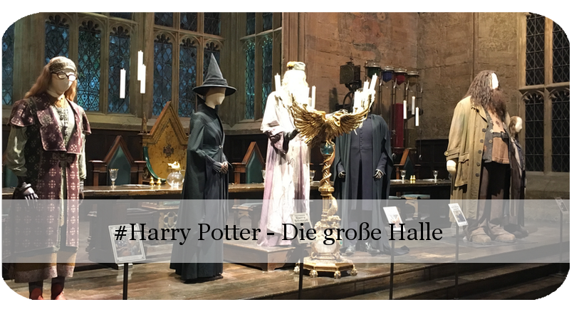 Harry Potter Studios Tour - Dumbledore und Co.