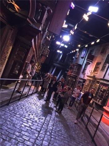 Harry Potter Studios Tour - Winkelgasse