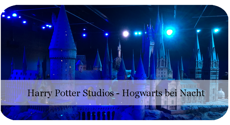 Harry Potter Studios Tour - Hogwarts