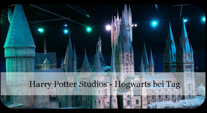 Harry Potter Studios Tour - Hogwarts