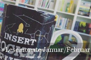 Lesestatistik Januar Februar 2019
