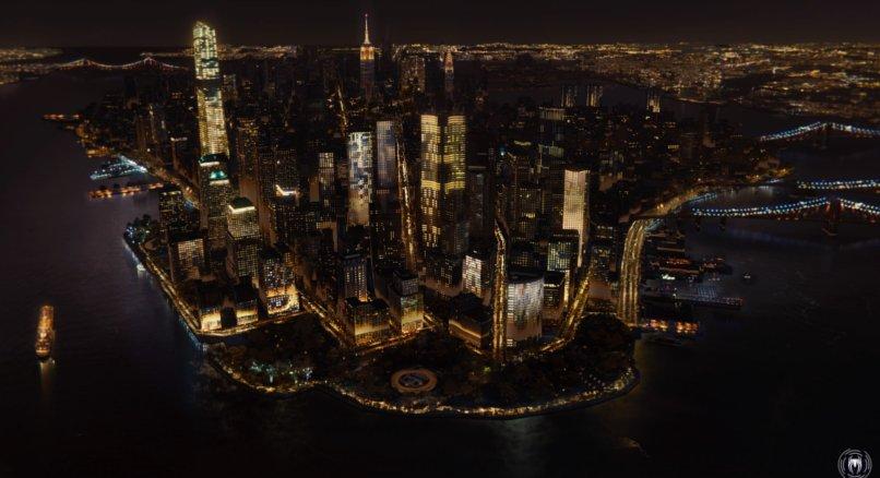 Marvel's Spider-Man: Manhattan
