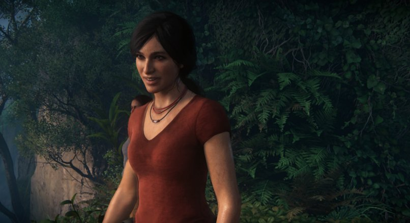 Chloe Frazer (Uncharted: The Lost Legacy)