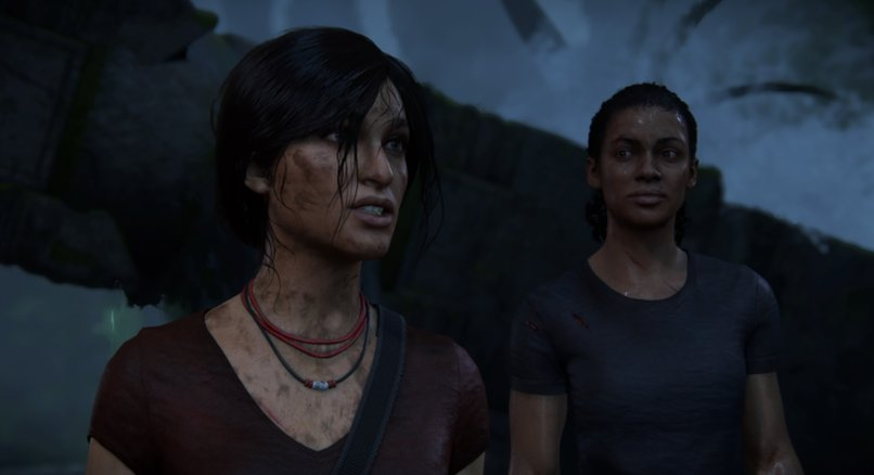 Chloe Frazer und Nadine Ross (Uncharted: The Lost Legacy)
