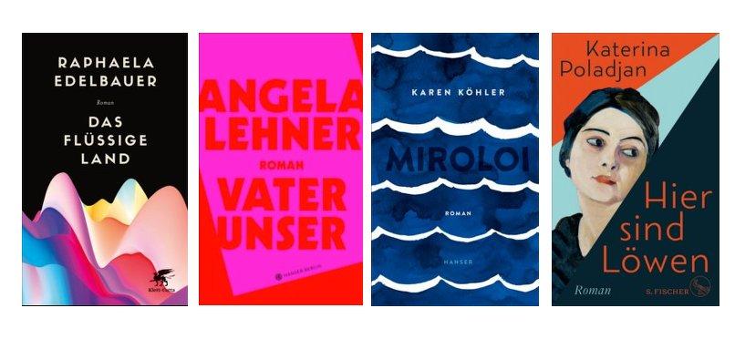 Deutscher Buchpreis 2019 Auswahl 01