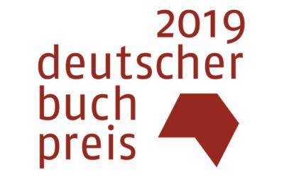 Logo Deutscher Buchpreis 2019