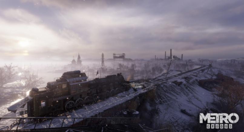 Metro Exodus: Aurora