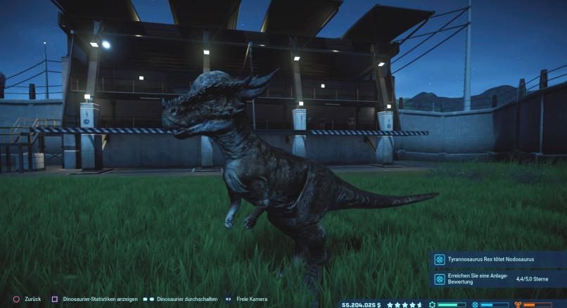 Ein Stygimoloch - Jurassic World Evolution