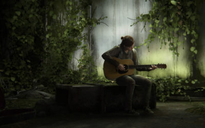 Ellie spielt Gitarre (The Last of Us Part 2)